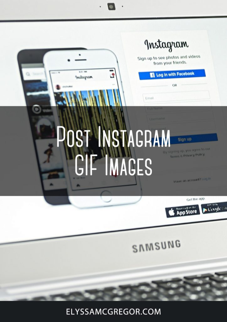 Post Instagram GIF Images